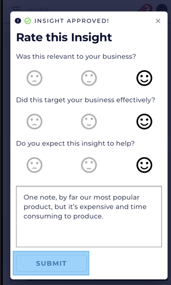 Feedback Loop Insight