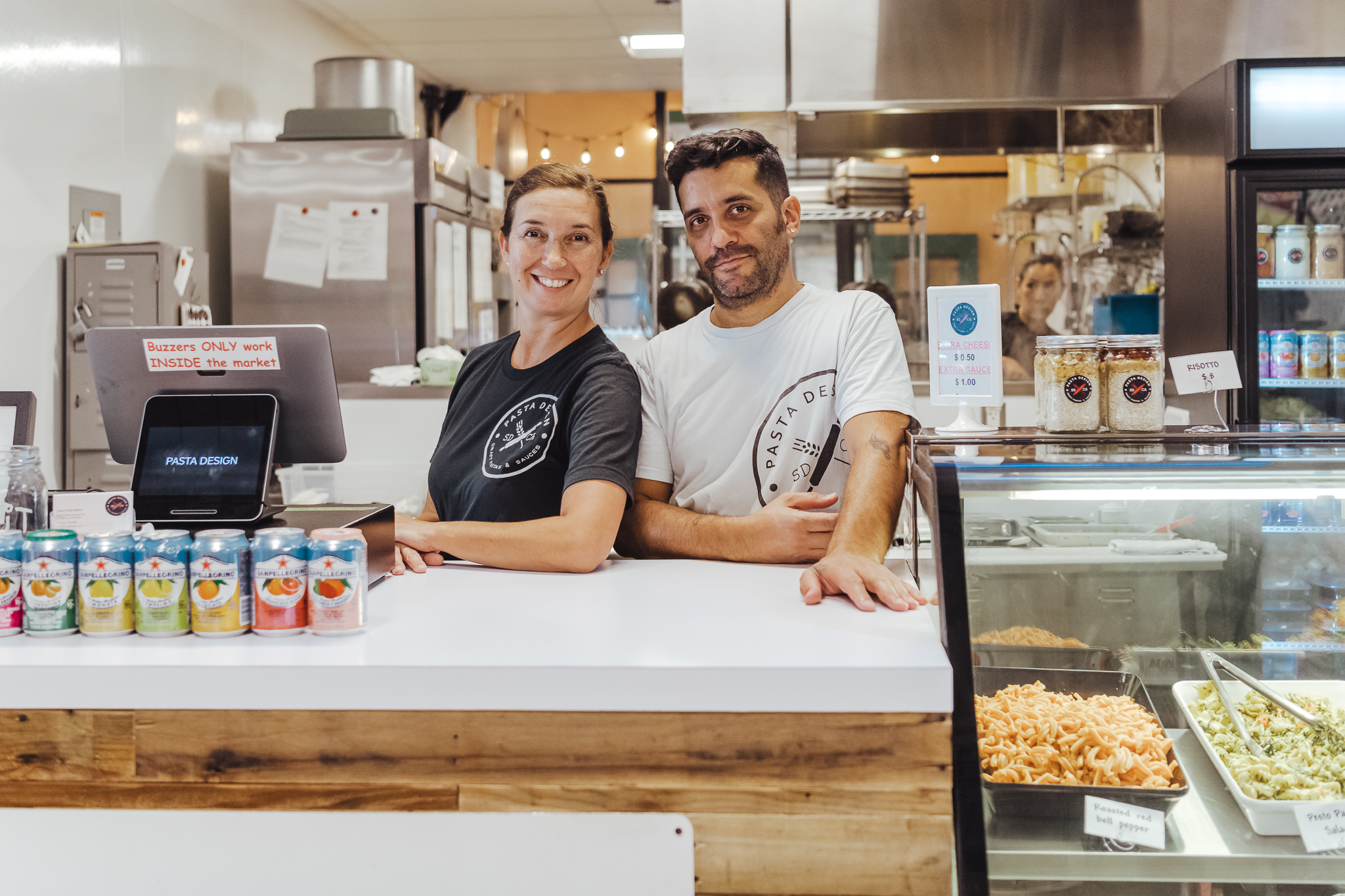 Meet Laura and Alejandro Rodriguez of Pasta Design in Point Loma, San Diego!
